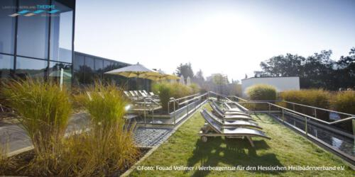 Lahn-Dill-Bergland-Therme Außenbereich